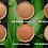 Thumbnail: [ZAO] Terre cuite minérale BIO - 6 teintes