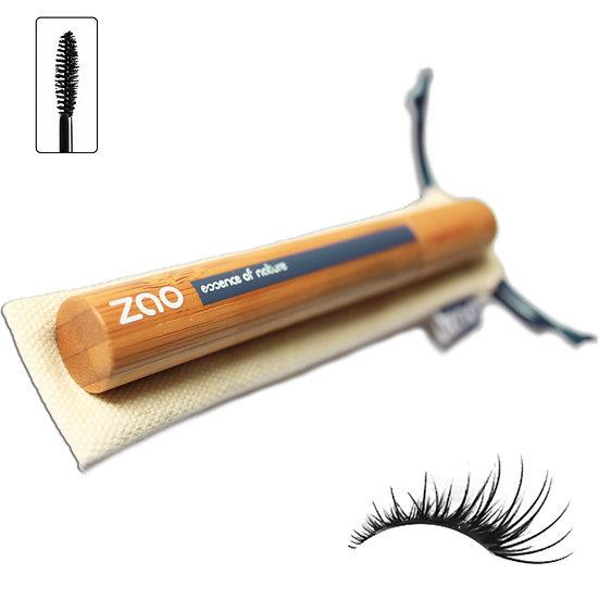 [ZAO] Mascara volume & gainant BIO - 2 teintes