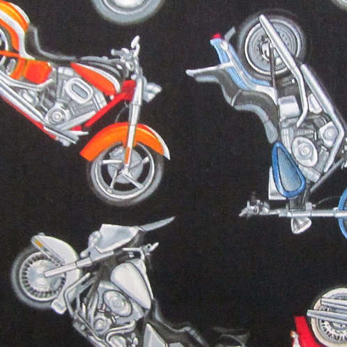 Man Cave II - motorbikes