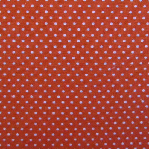 Polka Dot - Orange