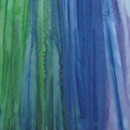 Batiks - Blue / Green