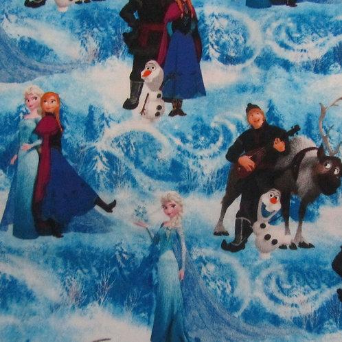 Frozen - Swirl Blue