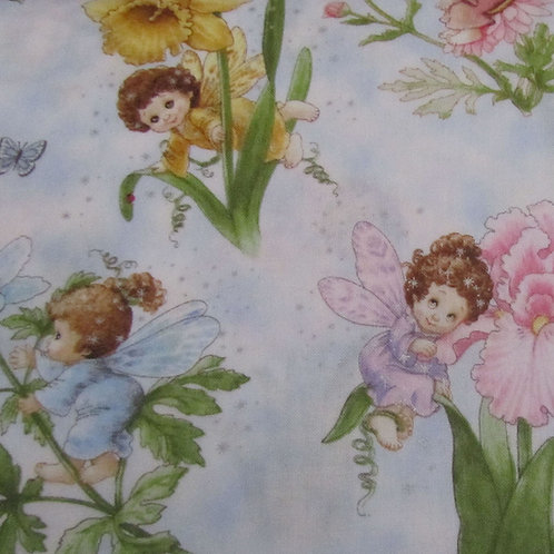 Angels and Faries - Garden