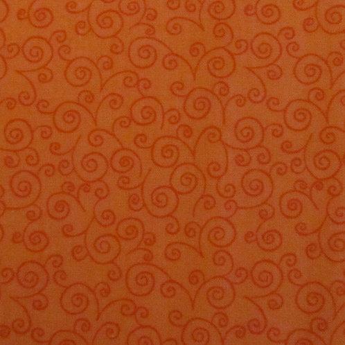 Complements - swirl orange