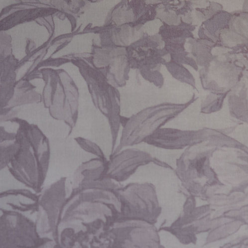 Vintage Rosie - Light purple floral