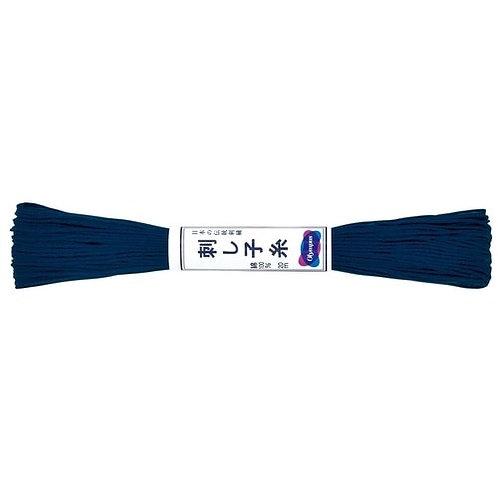 Sashiko thread 20mt navy st11