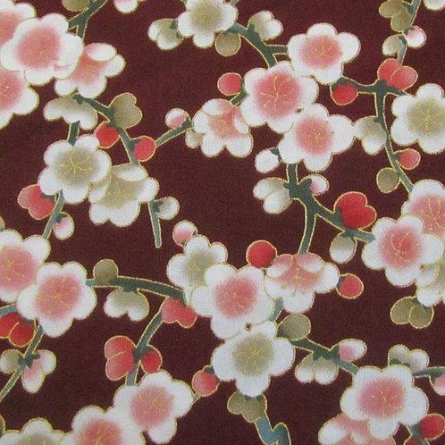 Serene - Cherry Blossom Red
