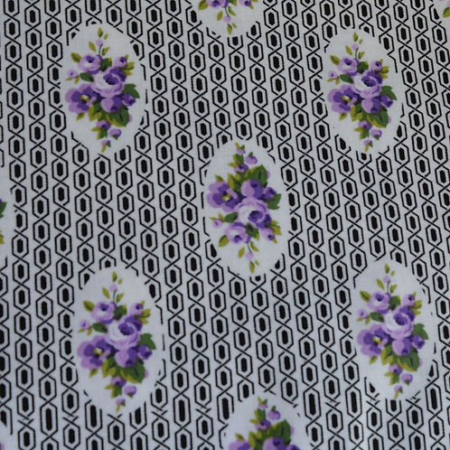 Vintage Rosie - floral patten