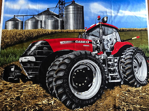 Case tractor panels