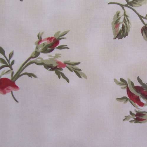 Garden of Enchantment - White Floral Small