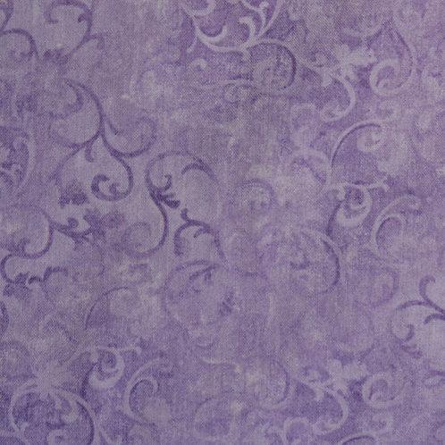 Vintage Rosie - Purple vine