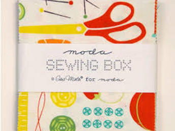 Sewing Box Charm Pack