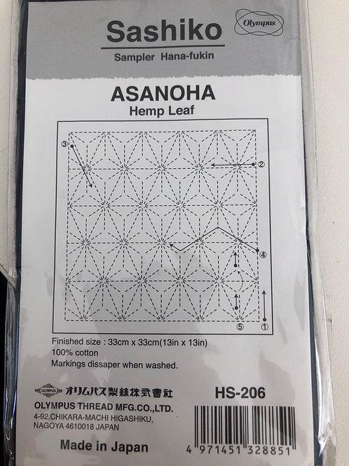 Sashiko sampler 6