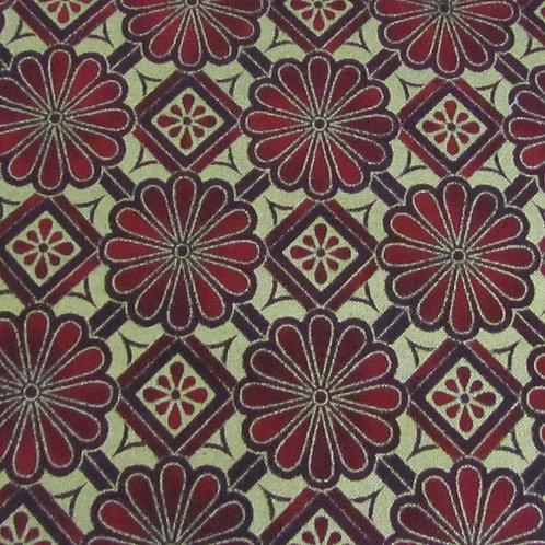 Serene - Floral Red