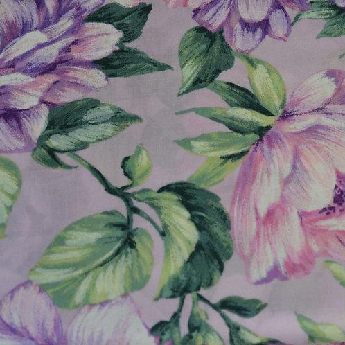 Felicity - large purple floral
