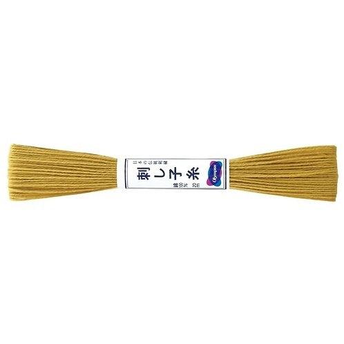 Sashiko thread 20mt mustard st5