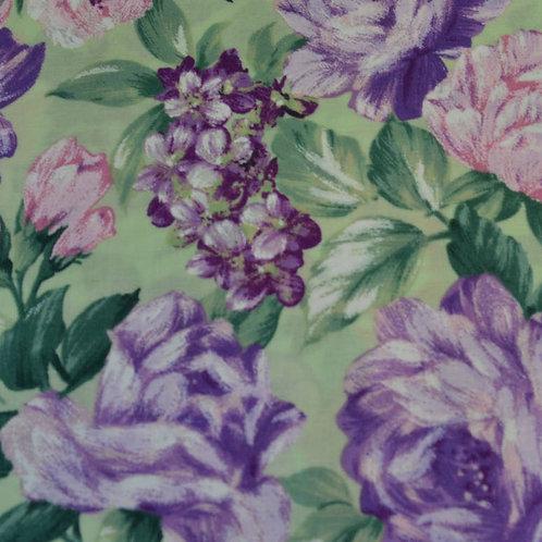 Felicity - multi purple floral