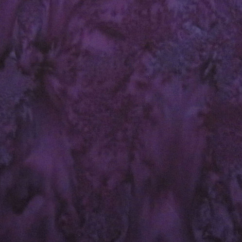 Batiks - Dark Purple Swirl