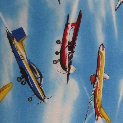 Planes Fabric