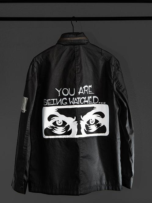 Open Your Eyes. Jacket
