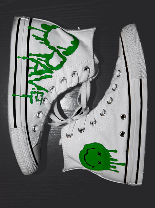 Crave Signature Hi-Tops