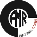 Fuzzy Music Records Logo, FMR logo, Fuzzy Music Logo