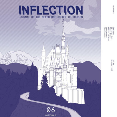 inflection issue 6 out now!