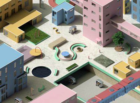 possible cities: how shared living spaces could make our cities more inclusive