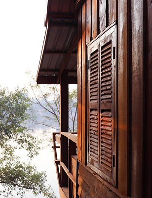 09 The timber construction and detailing