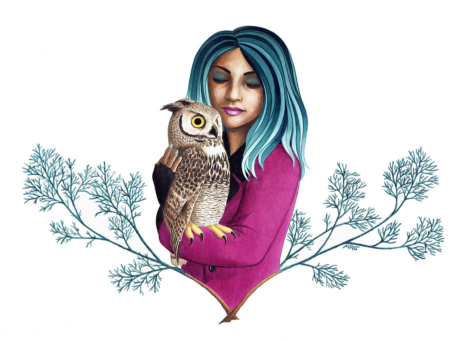 owl lady w.jpg
