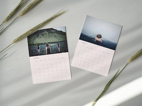 Calendar 2020 / Calendario 2020