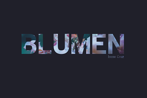 (SOLD OUT) Blumen Photobook