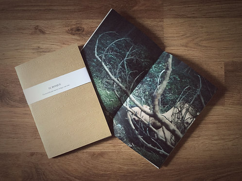 *NEW* El Bosque / Poetry Book (ES)