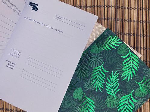 Cuaderno de Meditación / Meditation Notebook