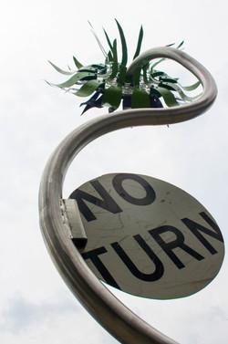 NO TURN FLOWER