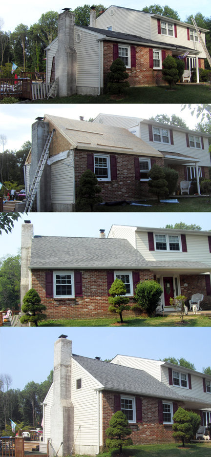 Garnet Valley, PA Roofing Siding Contractor