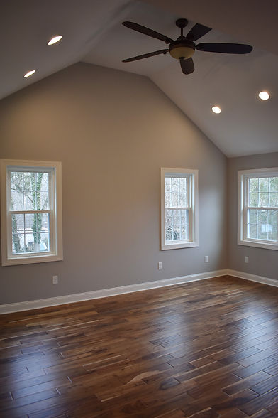 Master Bedroom Addition 2 DeMeo Builders