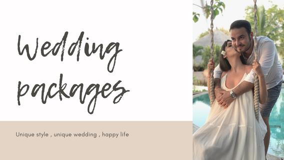 Weddings at La Cabane
