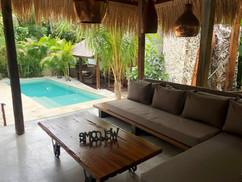 Villa with private pool Balangan Beach