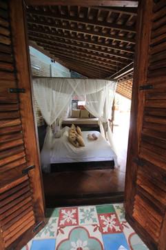 Third bedroom private villa
