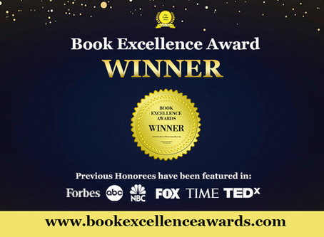 """""""The Loop"""" Wins Book Excellence Award for Suspense Fiction!"""