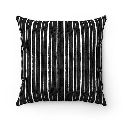 Lydia_Spun Polyester Square Pillow