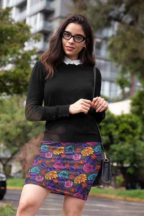 pencil-skirt-mockup-featuring-a-woman-wi