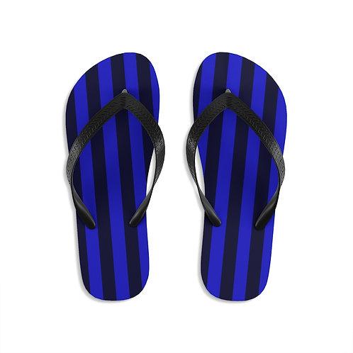 Wesley_Unisex Flip-Flops