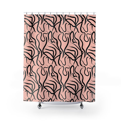 BLAIR_HD2_ROSE_Shower Curtains