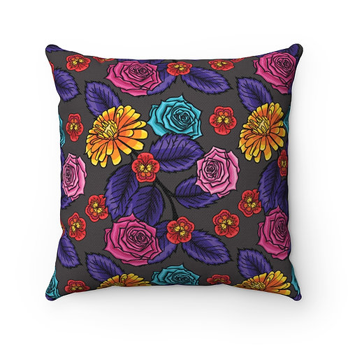 MF_Spun Polyester Square Pillow