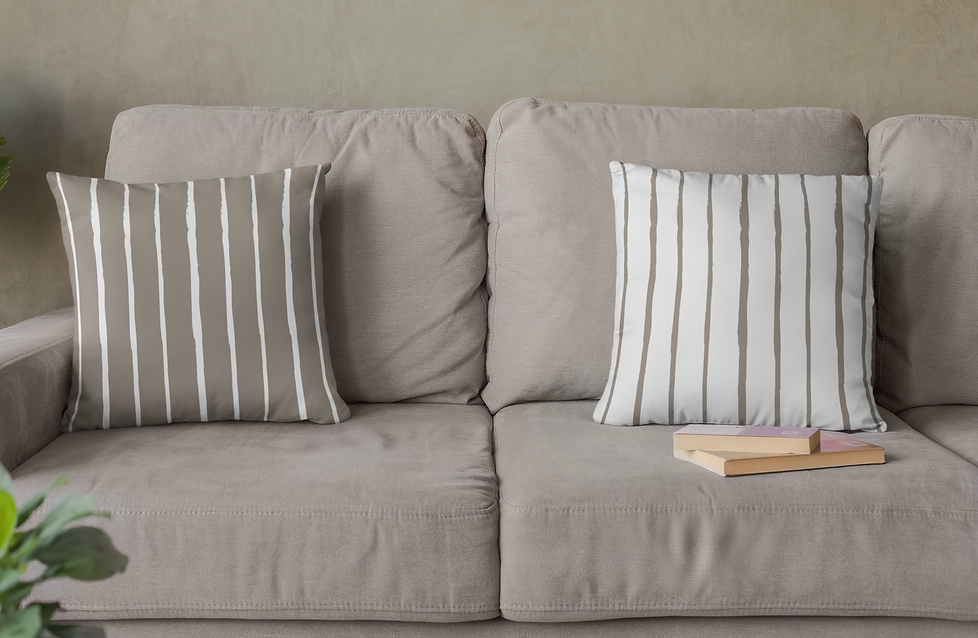 mockup-of-two-squared-pillows-placed-ove