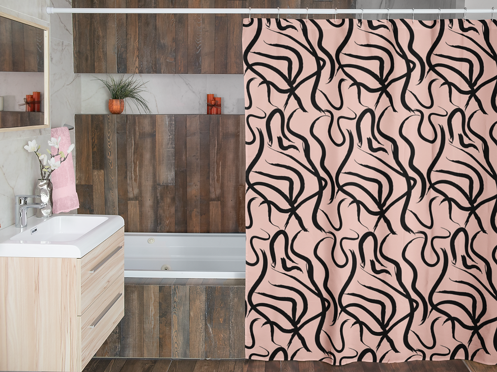 mockup-featuring-a-shower-curtain-hangin