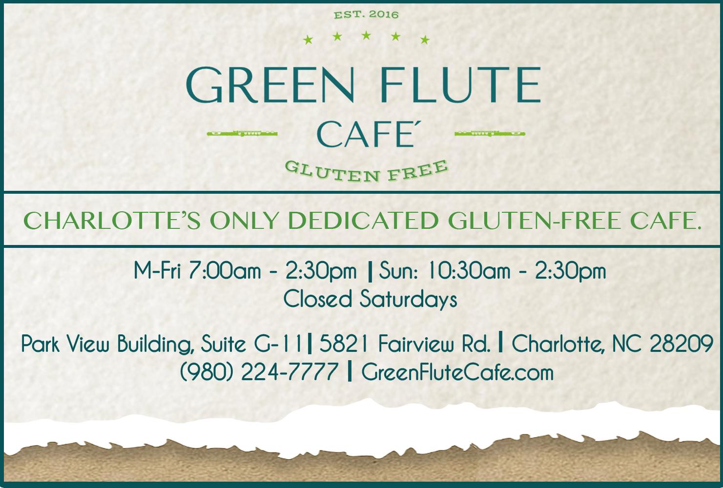 1.H Green Flute