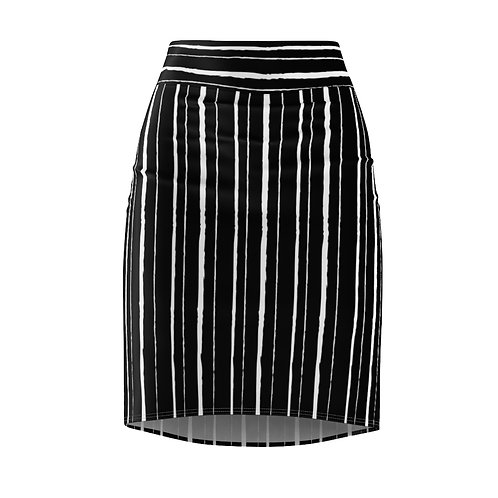 Lydia_Women's Pencil Skirt